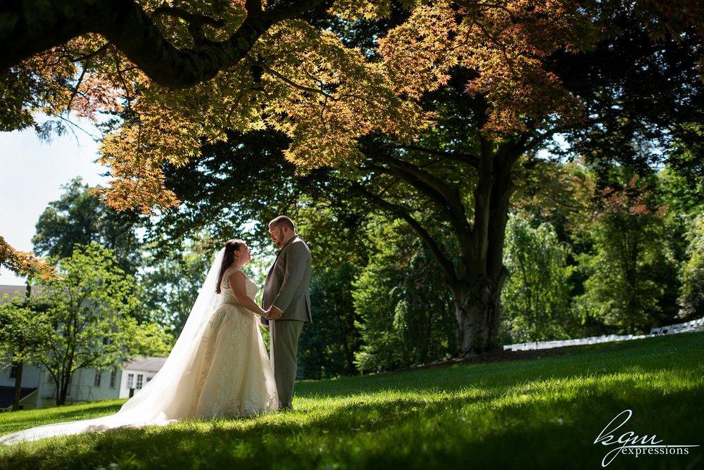 The Washington at Historic Yellow Springs Wedding
