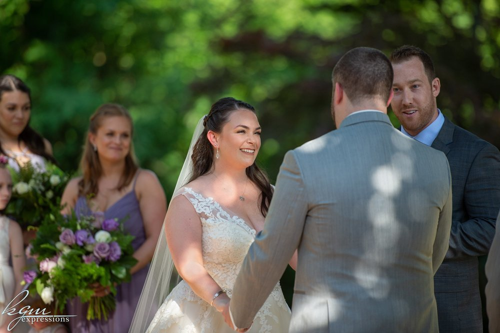 The Washington at Historic Yellow Springs Wedding