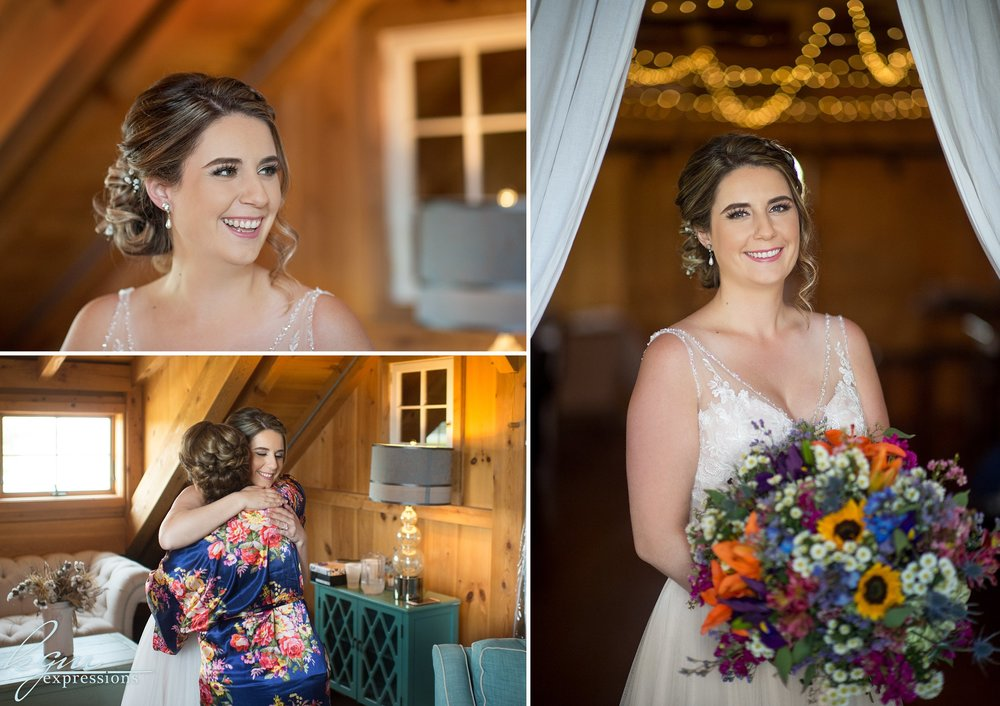 Thousand Acre Farms Wedding