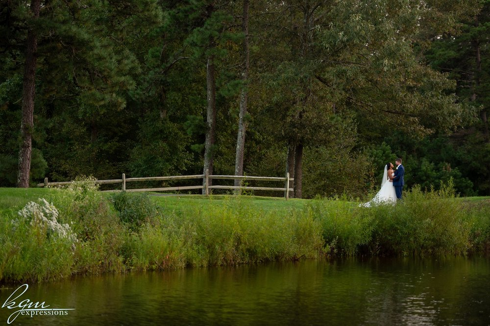 Harbor Pines Wedding