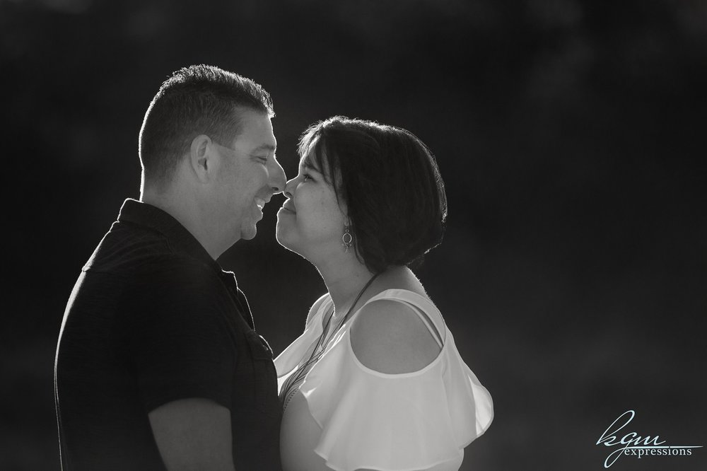 Barnegat Lighthouse Engagement