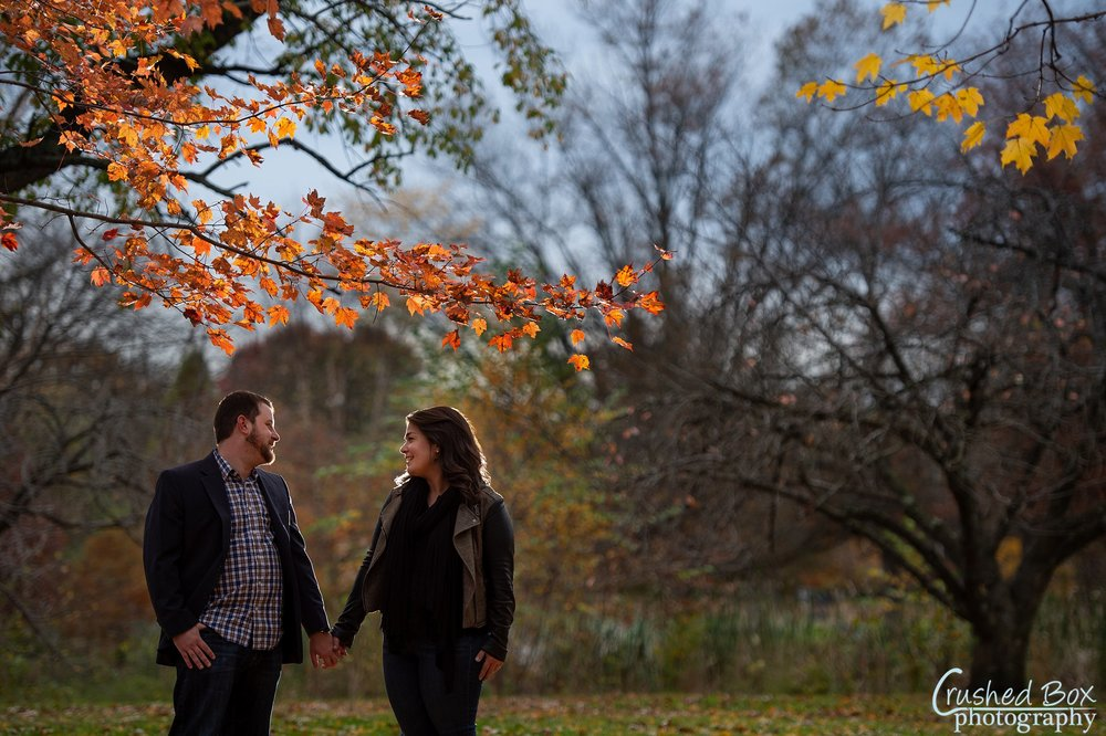 Knight Park Engagement Photos