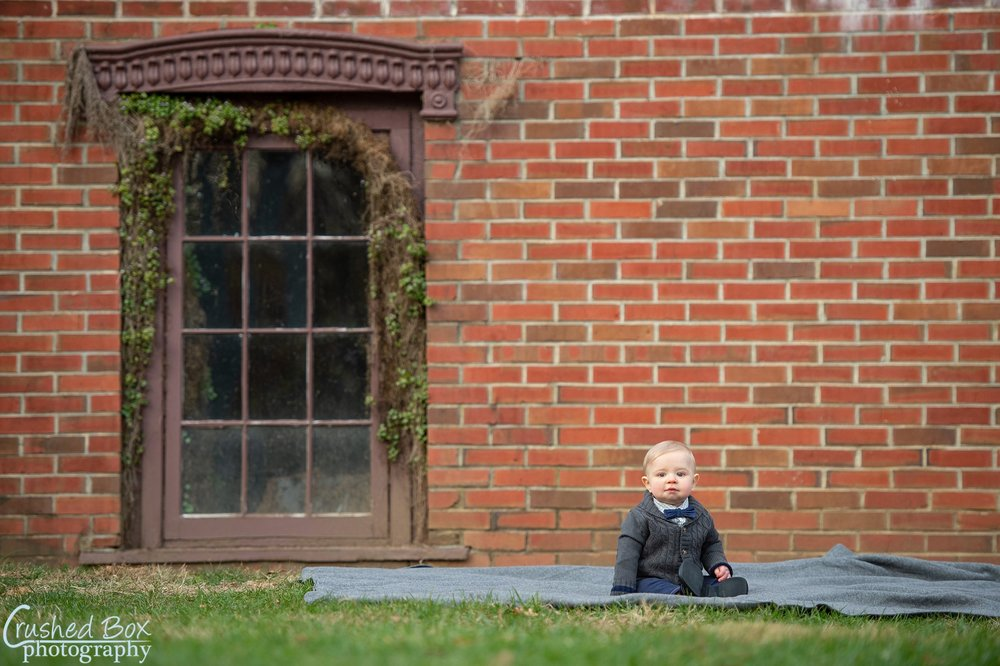 Smithville Mansion Family Photos