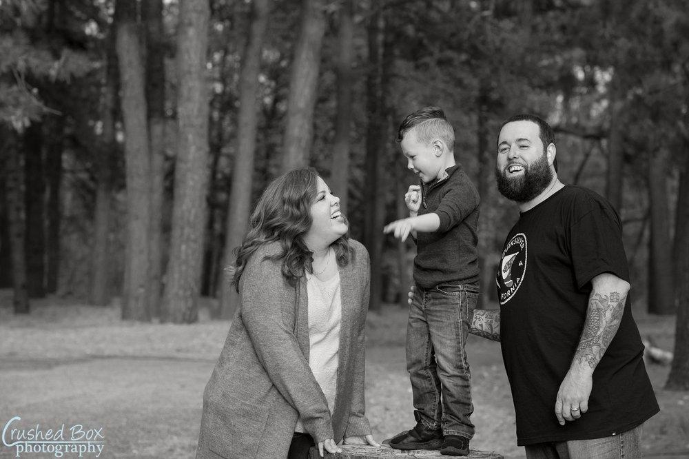 Wheaton Village Family Photos
