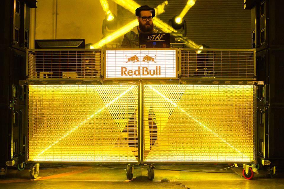 DJ TAF - Resident DJ at The Metropolitan Night Club in New Orleans