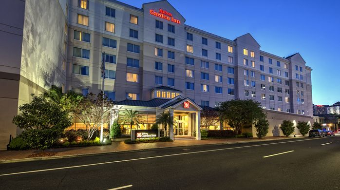HILTON GARDEN INN - WEBSITEExperience the captivating allure of our hotel's New Orleans location. When you stay at Hilton Garden Inn New Orleans Convention Center, you are just one block from the New Orleans Morial Convention Center and in walking distance of French Quarter attractions and restaurants.