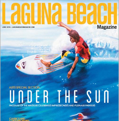 Laguna Beach Magazine - June 2018