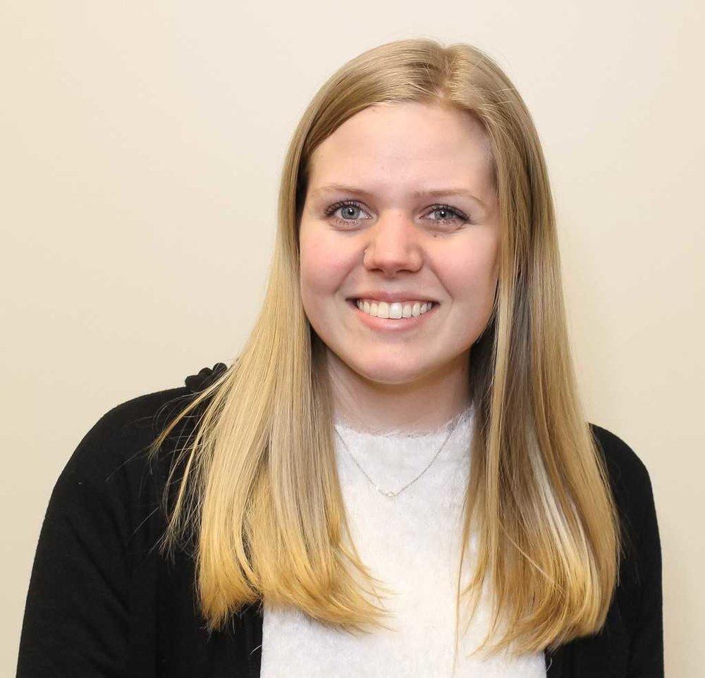 Katie Keith - Financial Development Chair