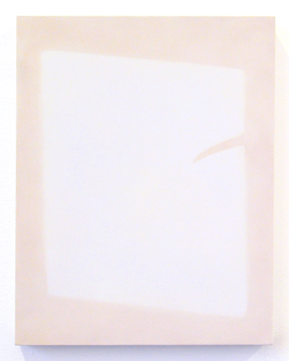 Untitled (Shadow with appendage)