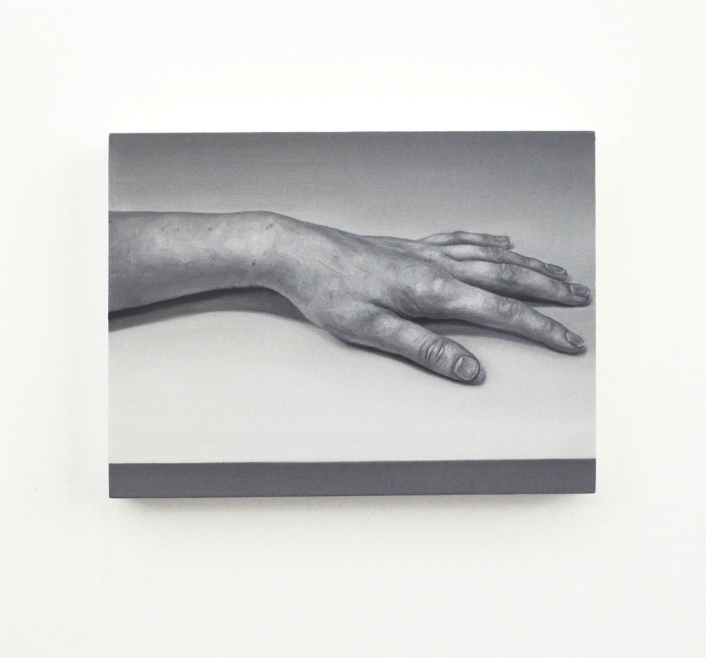 Left Hand on Table