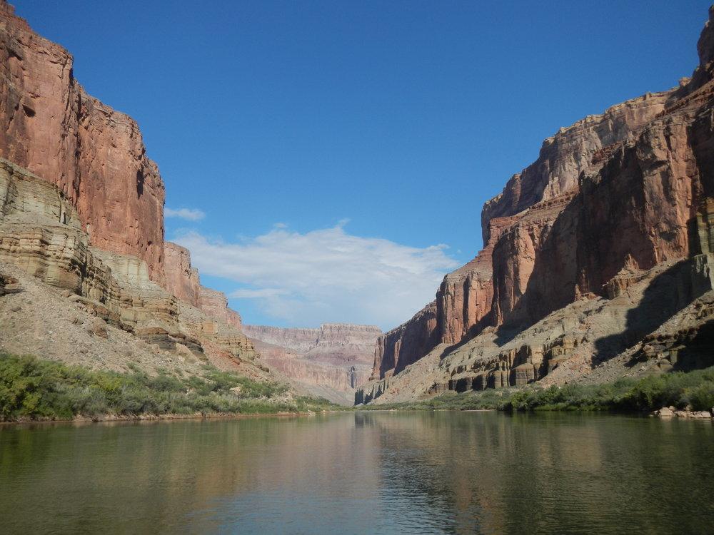 Colorado River, Grand Canyon, Arizona