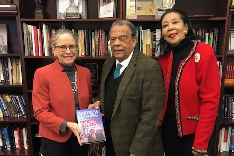 Amb. Andrew Young -