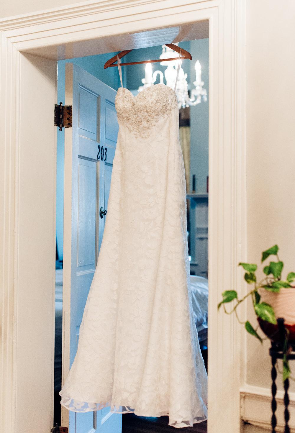 Maggie & Dave || Kenmore Inn, The Downtown Fredericksburg Wedding ...