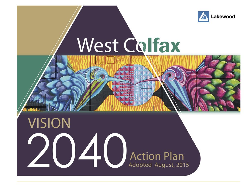 West Colfax 2014 Action Plan -