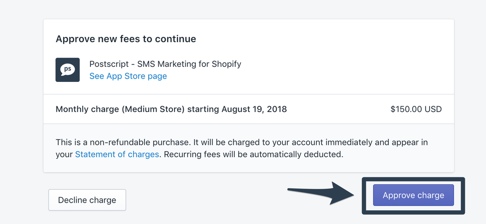 shopify-approve-app-charge