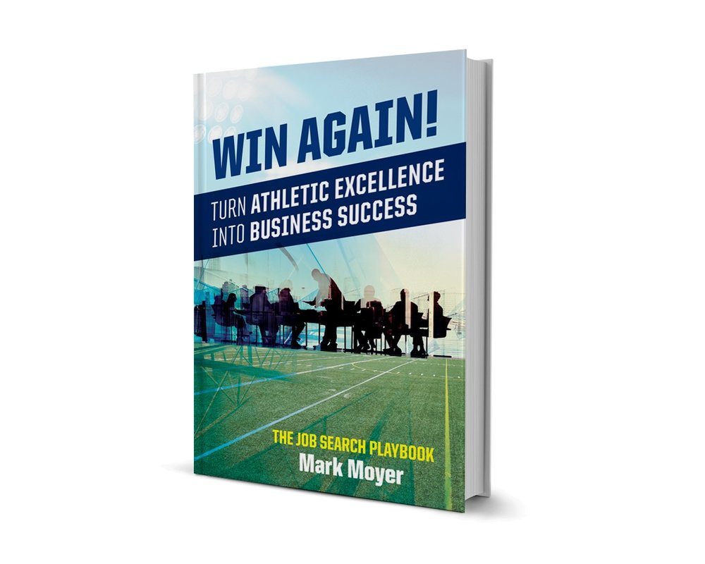 Get Ahead with My Latest Book - If you are an athlete or an executive looking to elevate your game and make a winning transition into the business world, buy the playbook that everyone can use to get ahead.