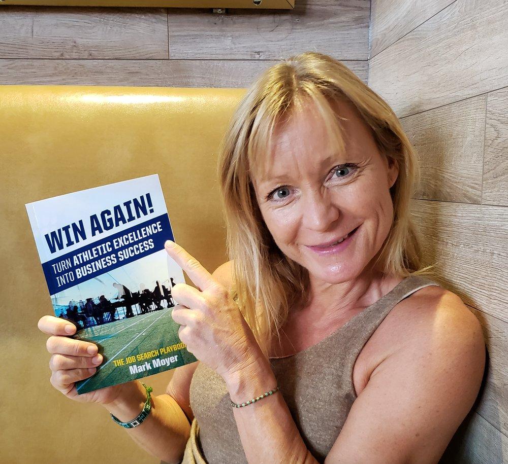 Anja Bolbjerg w Win Again 9-16-18.jpg