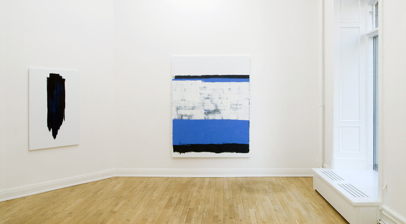 HERTHA HANSON  BELOW TIME  15 November – 9 December 2012