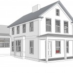 farmhouse addition 1