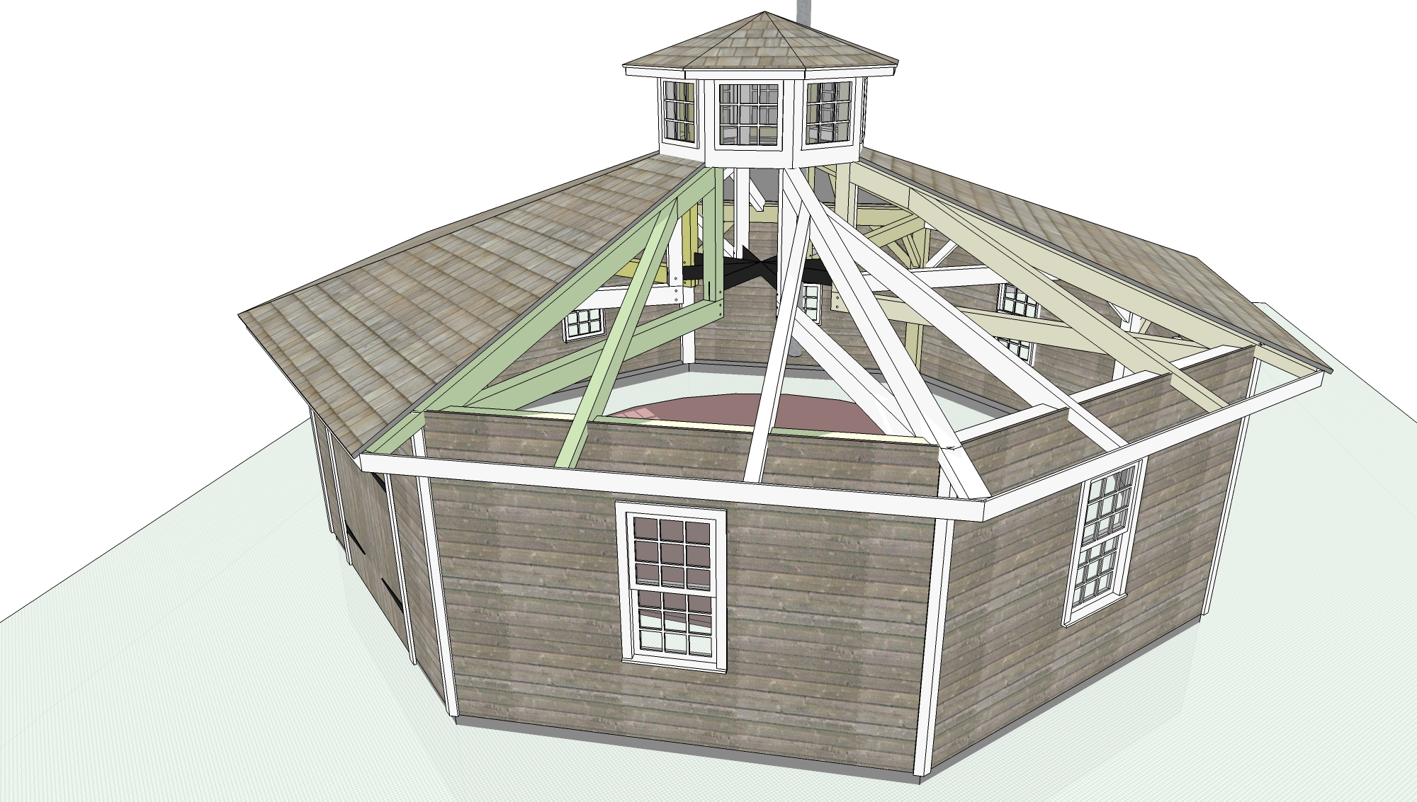timber frame — Vermont Architect - Mutterings and Musings of a Rural