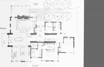 take two schematic design floor plan