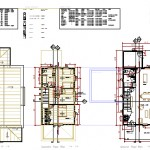 vermont simple house construction drawings sheet 1