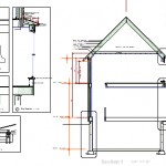 vermont simple house construction drawings sheet 4