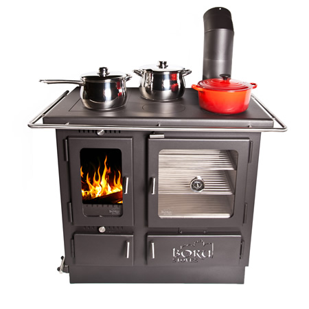Ellis cookstove by Boru of Ireland