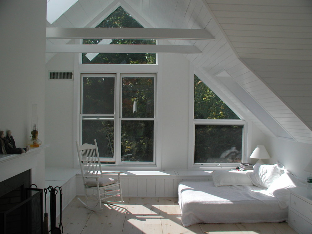 white retreat