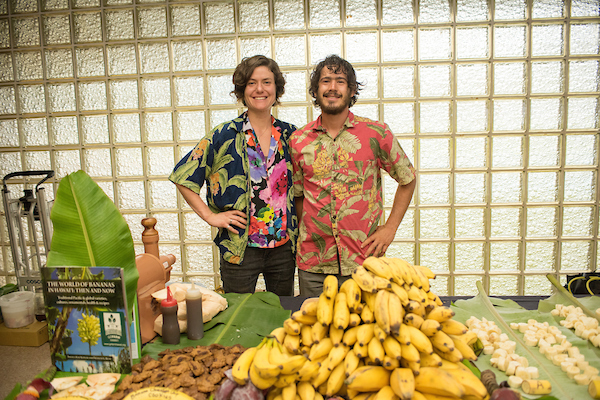 BANANA mai`a Breeder: Gabe Sachter-Smith, Hawai'i Banana Source Chef: Janna Shields, Mossback, Kingston, WA