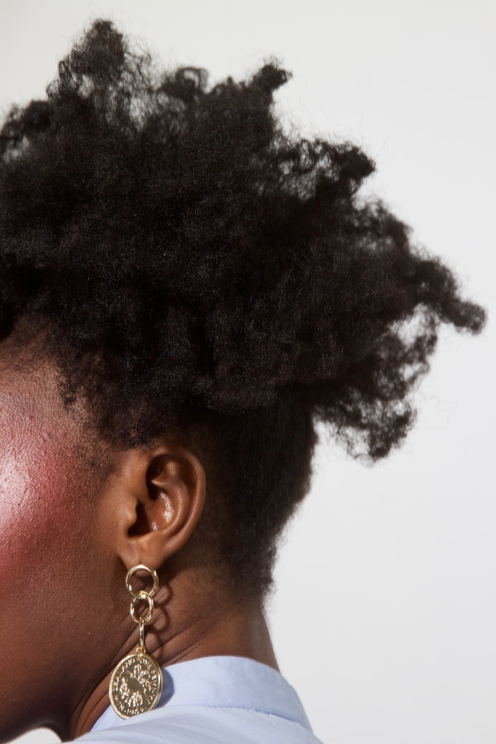 Let's talk hair. - Kinks, coils and curls! It's more than hair, and BLSH understands that.