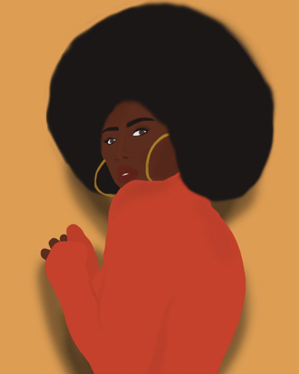 My Hair Story: A Personal Essay by: Prescylla Veronique