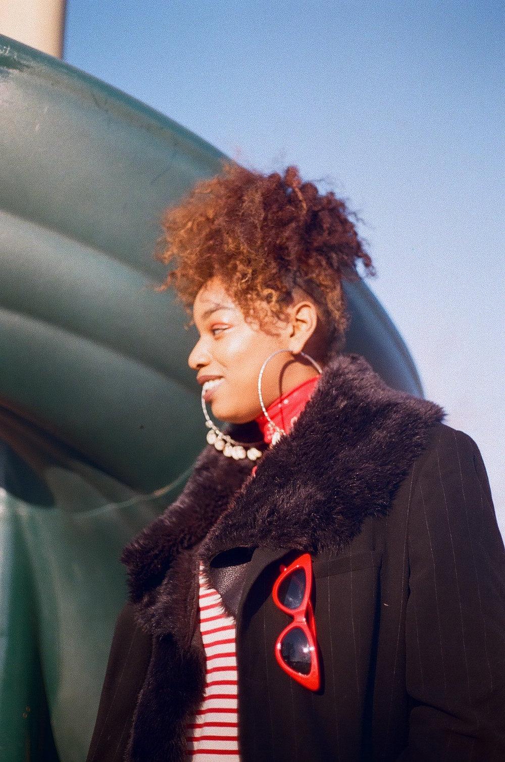 Stories: Khadijah Powell- Kelly