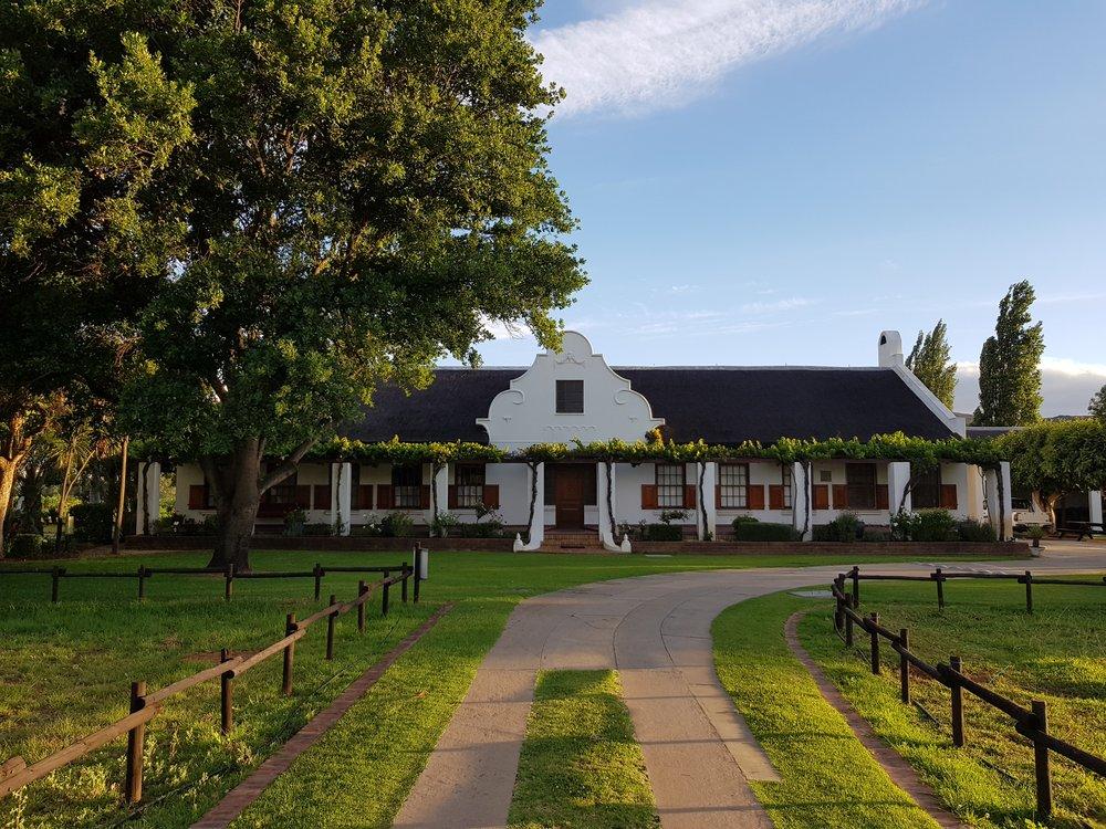 Zuid-Africa wijnproeven