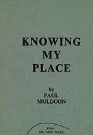 Knowing My Place