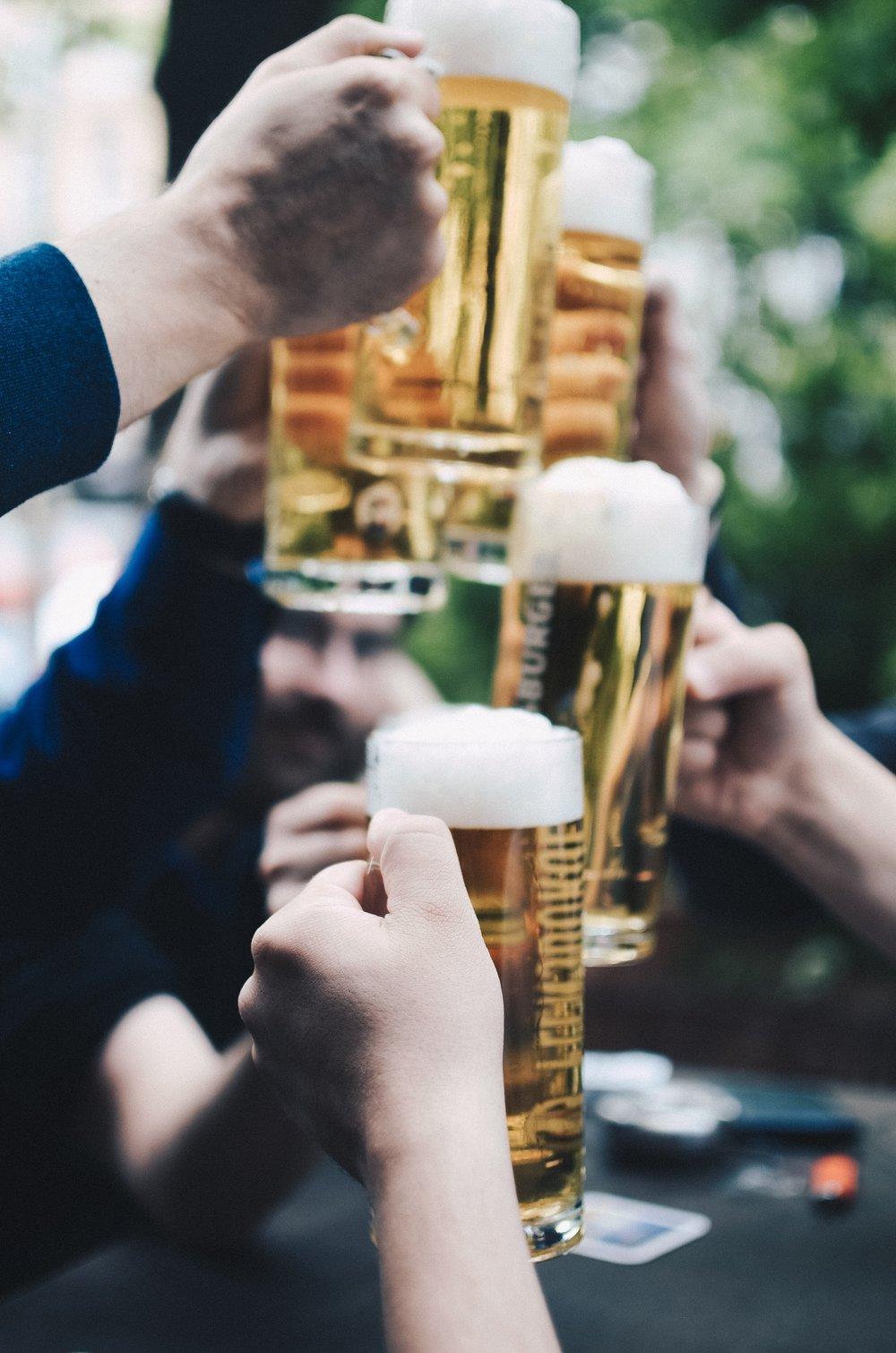 Wine & beer -
