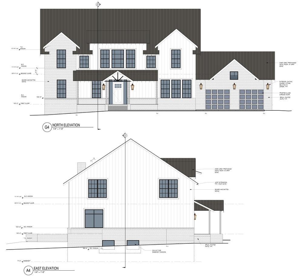 Modern Farmhouse WiseBuilt Custom Homes