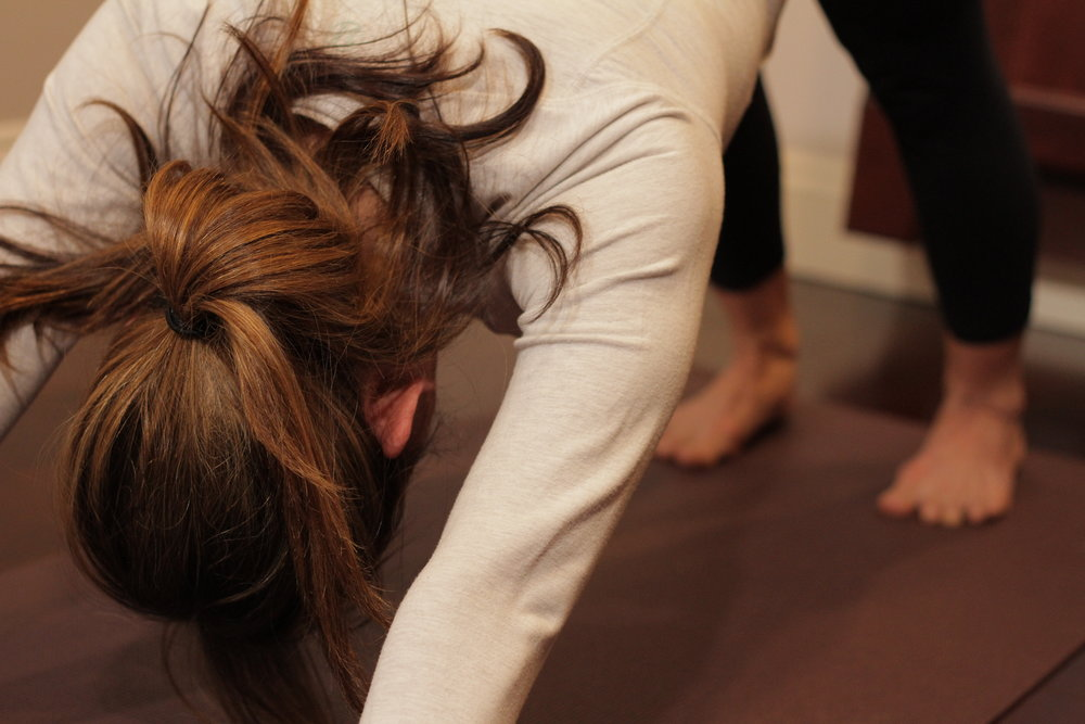 Yoga at Solid Ground Treatment Centre