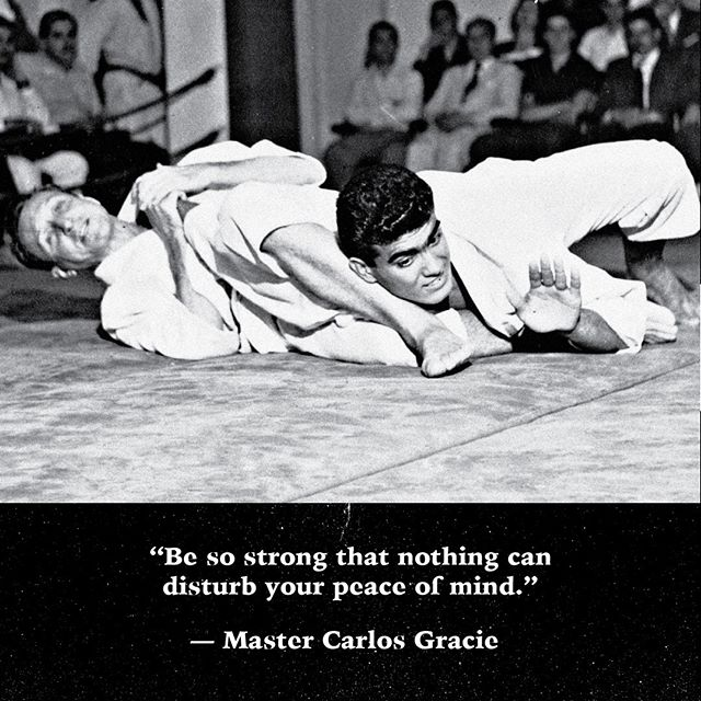 In our latest #FitnessFridays post, we look at how Brazilian Jiu-Jitsu Founder Carlos Gracie's 12 Commandments for Life provide a philosophy for recovery. Link in Bio.