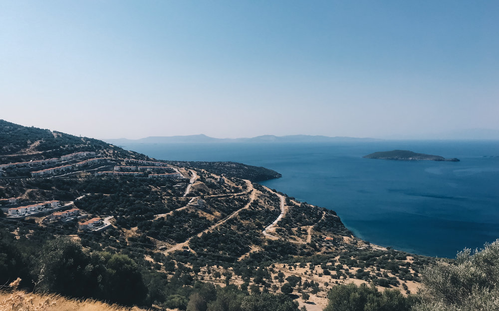 Aegean Coast, Turkey
