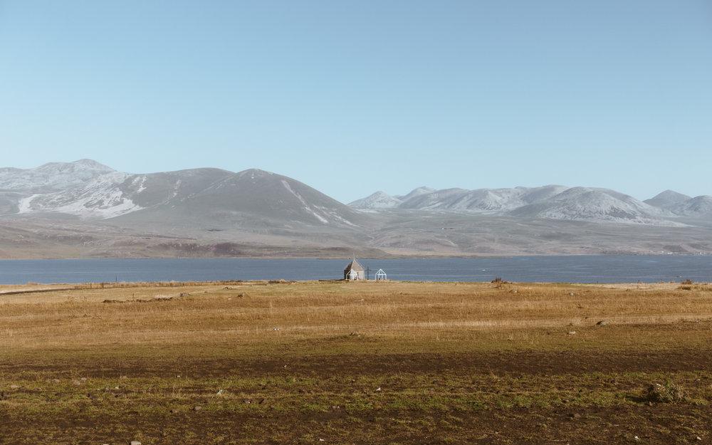 Poka St. Nino Monastery, Lake Paravani