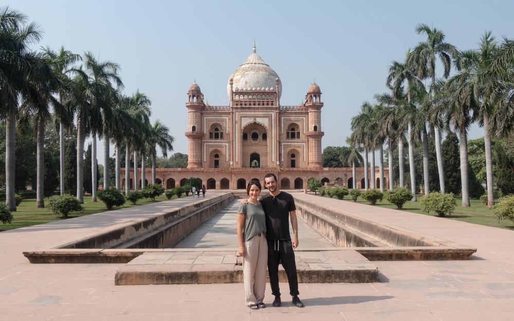 Safdarjung Temple, New Delhi