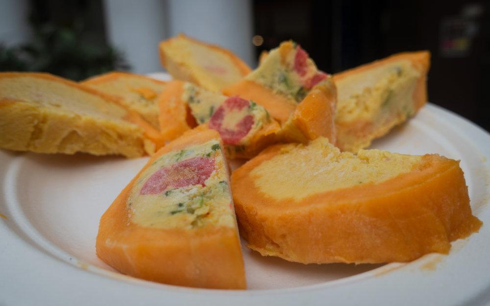 Mango kulfi (I realise all images are of food…)