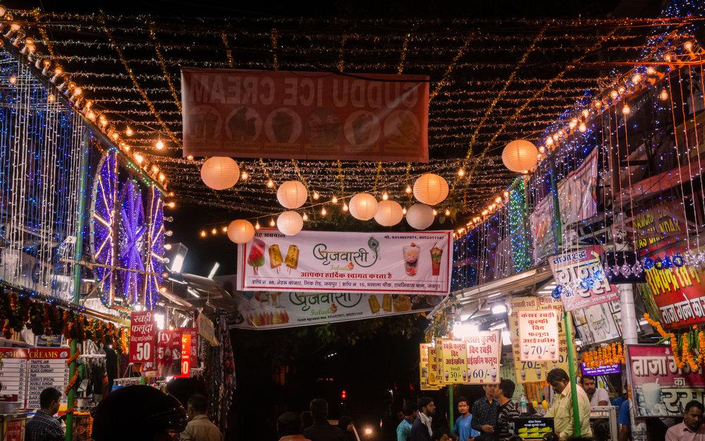 Diwali 2018, Jaipur