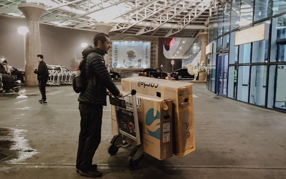 Bike luggage