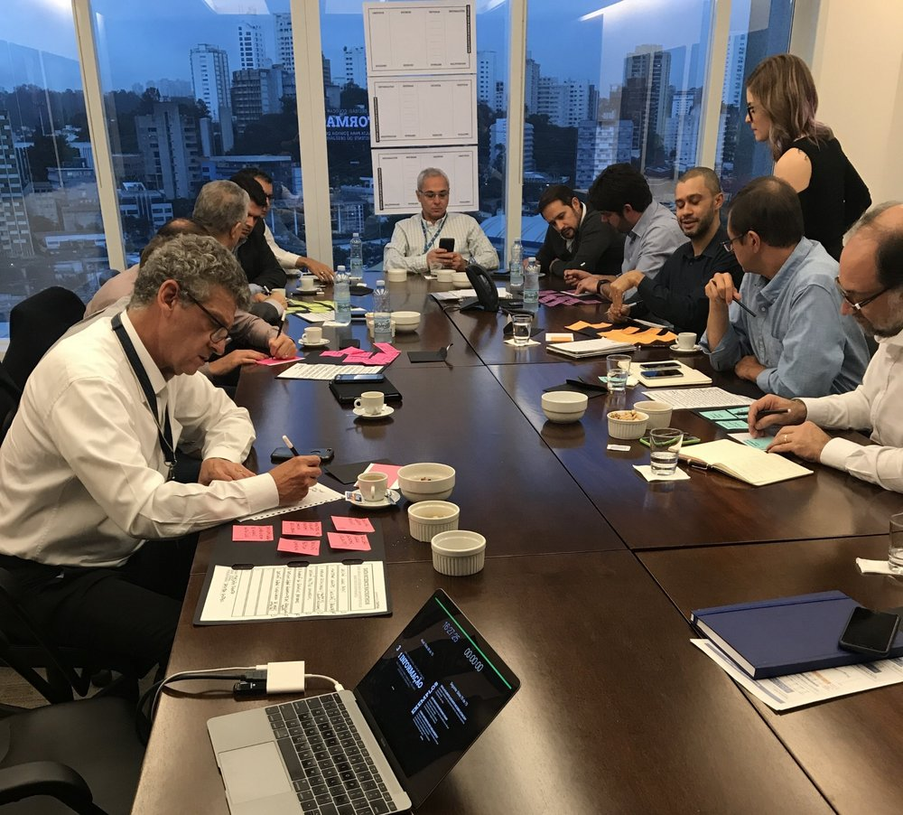 CDO Chief Data Officer - Programa de desenvolvimento de líderes analíticos.(São Paulo e Belo Horizonte)