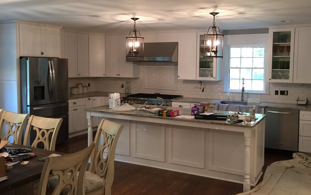 At Simply Kitchens, We Believe That We Can Take The Pain Out Of Remodeling,  Simplifying The Process, While Maintaining The Quality.
