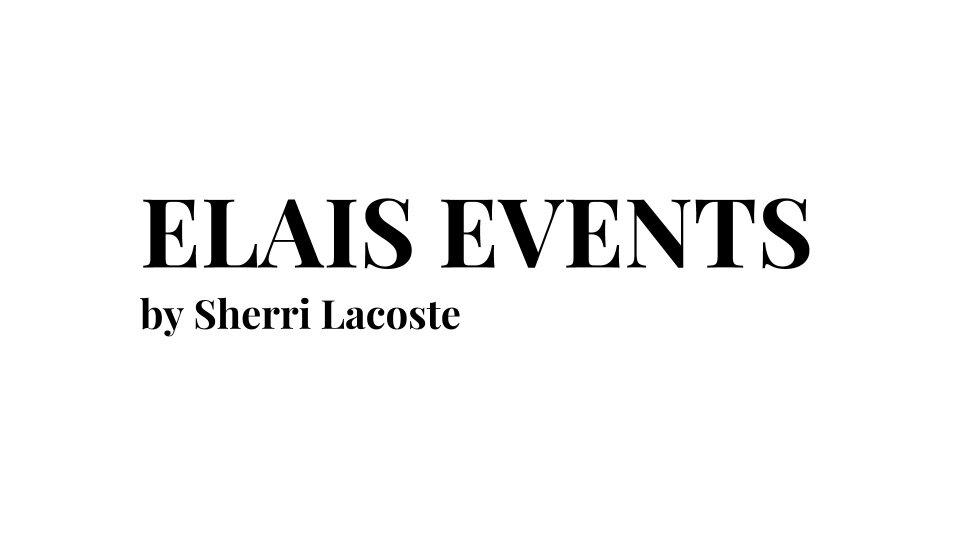 online retailer 5b96e e8ffa ELAIS EVENTS - LUXURY EVENT PLANNER