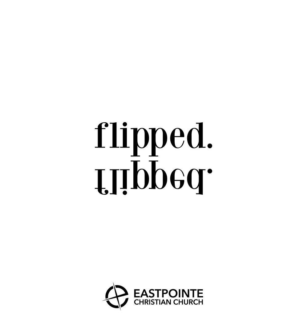 Flipped: Week 1