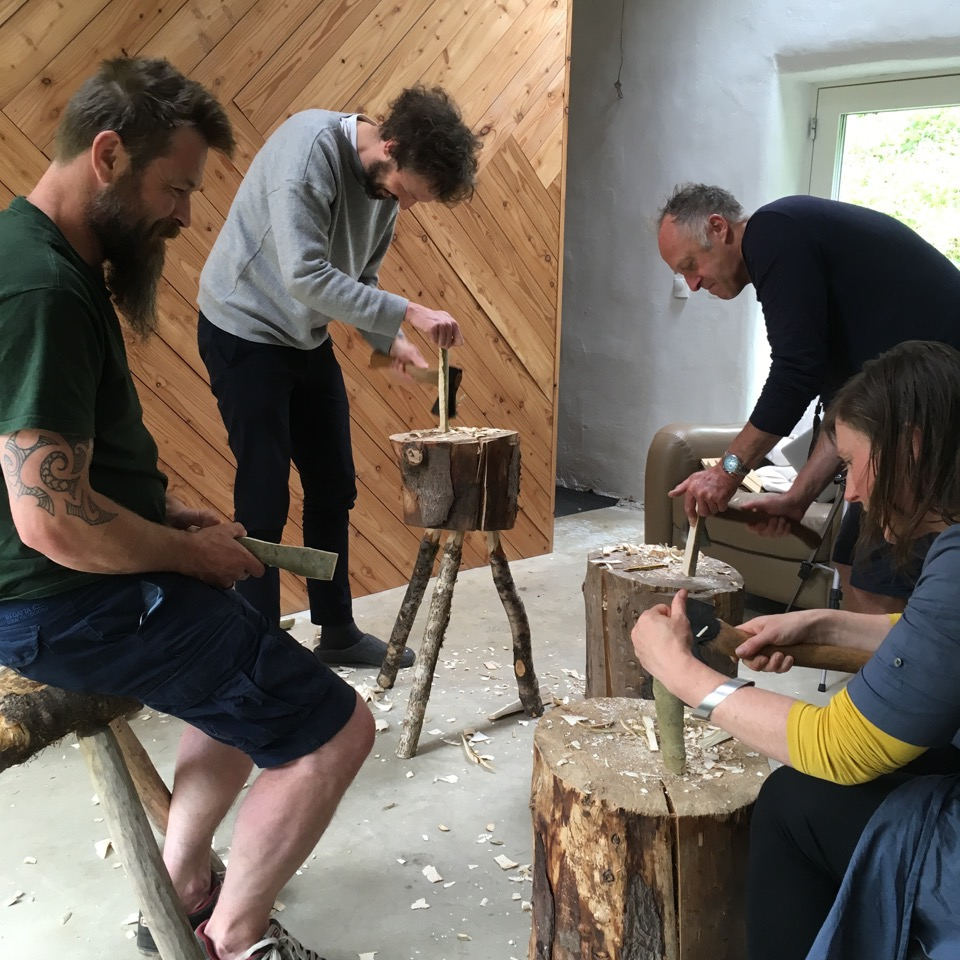 Spoon Carving Short Course